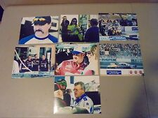 LOT OF 7 NHRA RACERS,TUNERS,CREW CHIEF 8 X 10 COLOR PHOTOS,ABOUT 10 YEARS OLD,KA