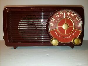 Philco Transitone 54-8690 antique radio