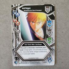 Bleach TCG CCG P25 Ichigo Substitute Soul Reaper Promo Card Near Mint