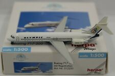 "Herpa Wings 1:500 51632 lufthansa a319-100 D-Ails /""Heide/"" #world of-Wings"