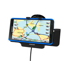 360 Adjustable Car Mount Magnetic Charging Cradle For Samsung Galaxy Note 3