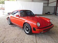1988 Porsche 911 Carrera Coupe, fully documented 1-owner TX car