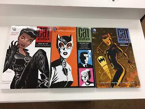 CATWOMAN Vol 1, 2, 3 complete TPB SET Brubaker, Cooke No Easy Way Down Batman TP