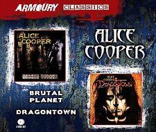 Alice Cooper - Brutal Planet/Dragontown (2013)  2CD  NEW/SEALED  SPEEDYPOST
