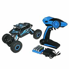 Remote Control Car 4WD Rally Rock Crawler Radio Control Monster Truck Toy Kid RC