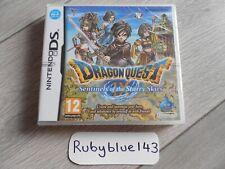 Dragon Quest IX: Sentinels Of The Starry Skies Nintendo DS BNIB Sealed PAL UK