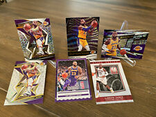 2019-20 REVOLUTION LeBRON JAMES 6 CARD LOT SUPERNOVA GROOVE, FRACTAL 15-16 ELITE