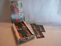 12 box A Case of Portfolio's Secret Super Model Trading Cards 36 Unopened Box