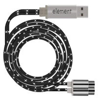 MagiDeal MIDI to USB Cable Cord Wire for Electric Piano Drum Silver