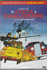 Lupin III The Castle of Cagliostro Japanese Animation English Subtitle <DVD>