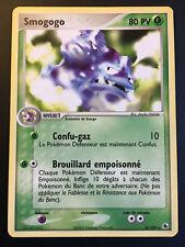 Carte Pokemon SMOGOGO 24/109 Rare Rubis Saphir Bloc EX Française
