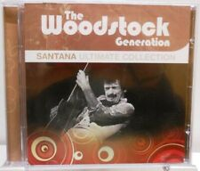 Santana + CD + Ultimate Collection + The Woodstock Generation + 8 tolle Songs +