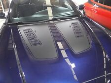 2013 Dodge CHARGER HOOD + TAIL decal kit, CUSTOMIZE YOURS! DIY step by step info