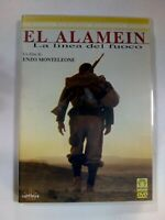 Dvd El Alamein - La linea del fuoco - Easy collection 2002 Usato DVD
