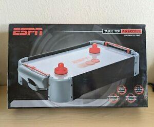 ESPN Table Top Air Hockey Game