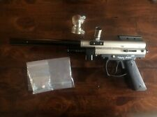 1x New Spider Compact 2000 + 3x Used Tippmann 98 (rental) Paintball Marker Lot