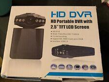 HD DVR HD PORTABLE DVR WITH 2.5