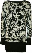 Paisley Batwing, Dolman Sleeve Machine Washable Plus Size Tops & Blouses for Women