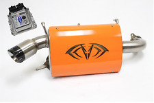 EVOLUTION POWERSPORTS Polaris RZR XP TURBO ECU Flash/ORANGE EVO Magnum Stage 3