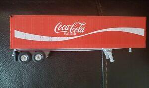 YATMING  Trailer of Coca Cola Semi Truck