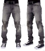 Peviani Men's Designer Jeans, Goth Biker Star, Hip Hop G, Is Time Money, Rugley
