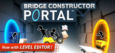 Bridge Constructor Portal STEAM CD Key - REGION FREE