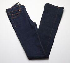 5357c8fe15ab0 J Brand Womens Dark Blue Jeans Straight Leg Size 25 Style  805 INK 35