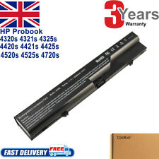 Battery for HP 620 625 ProBook 4320s 4420s 4520s 4525s 593573- PH09 PH06