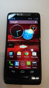 "Motorola Droid Razr M XT907 8GB  4.3"" Verizon 4G Android Smartphone *Parts Only*"