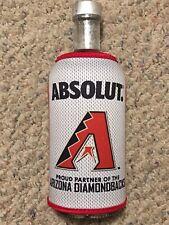 Absolut Vodka Arizona Diamondbacks Baseball 2019 Limited Edition Bottle Cover