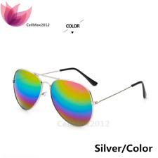 Aviator color Black Mirror sunglasses new fish drive anti glare sport Women Man