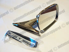 CLASSIC STYLE CHROME EXTERIOR DOOR MIRROR UNIVERSAL RESTO KIT LH or RH