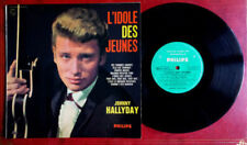 Disques vinyles Rock 'n' Roll Johnny Hallyday