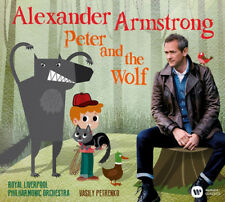Alexander Armstrong : Prokofiev: Peter and the Wolf/... CD Album Digipak (2017)