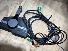 HONDA REMOTE HONDA OUTBOARD REMOTE CONTROL BOX SIDE MOUNT ELEC START POWER TRIM