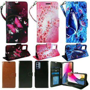 For OnePlus Nord N200 5G PU Faux Leather Wallet Phone Case Flip Stand Strap Card