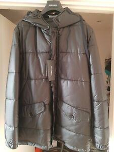 Dolce And Gabbana Padded Coat
