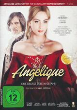Angelique (DVD - NEU) mit Verleihrecht