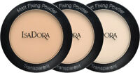 Isadora Fixing Powder Matt Blotting Minimize Pores Fine Lines Wrinkles Hydrate