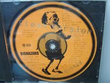 Biohazard - State of the World Address PROMO CD Clean Version RARE