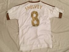 MAILLOT SWANSEA SHELVEY ENGLAND ANGLETERRE ANCIEN VINTAGE SHIRT JERSEY TRIKOT