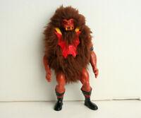 Vintage GRIZZLOR Figure HAIRY He-Man Masters of the Universe Mattel 1985 MOTU