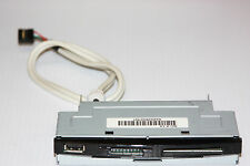 GENUINE MEMORY CARD READER W/BEZEL & CABLE-REV A-1--EMACHINES T/W SERIES DESKTOP