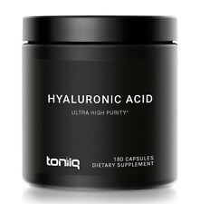 Hyaluronic Acid Capsules - 275mg Formula - Healthy Skin Joint Support Vitamin C