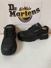 Dr.martens Calamus Lo ST Waterproof Leather Shoes Size UK 8 EU 42 NEW