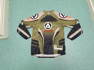 "Acerbis Medium Mens 44"" Chest Motocross Jersey"