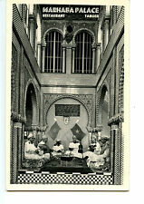 Marhaba Palace Restaurant-Tanger-Morocco-Africa-Vintage Photo Advertising Card