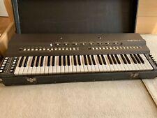 Elka Elkatwin 61 analog synthesizer