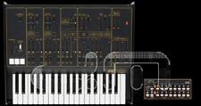 Korg Arp Odyssey Fsq Rev2: Analog Synth : Neu Detroit Modular]