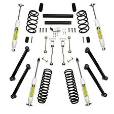 """Alloy USA 4"""" Suspension Lift Kit With Shocks for Jeep Wrangler TJ 2003-06 61302"""
